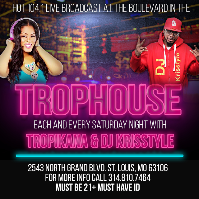 Trophouse at The Boulevard