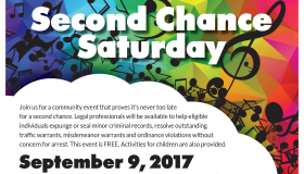 Second Chance Saturdays