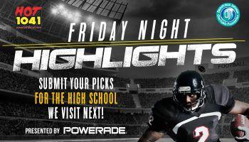 Friday Night Highlights 2017