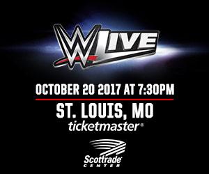 WWE Live at Scottrade Center