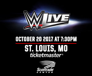 WWE Live at Scottrade Center