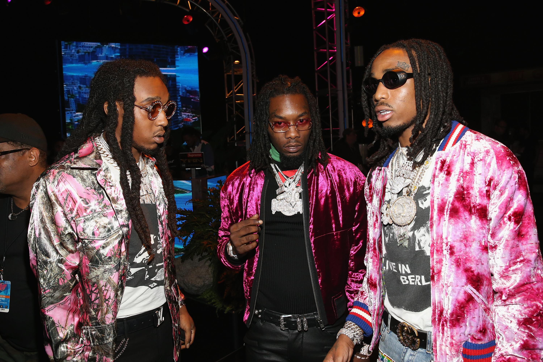 BET Hip Hop Awards 2017 - Backstage & Audience