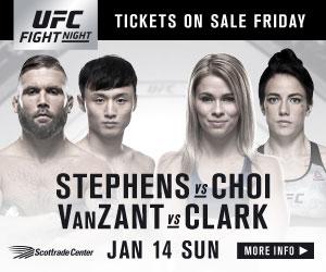 UFC Pre Sale