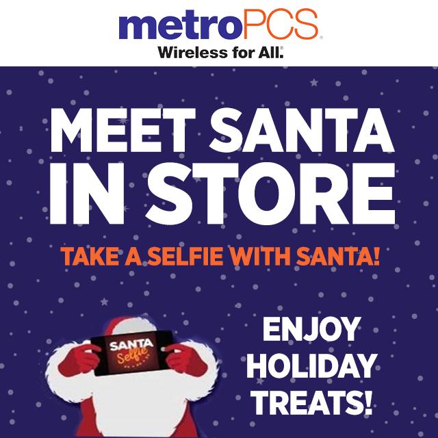 Meet Santa - MetroPCS
