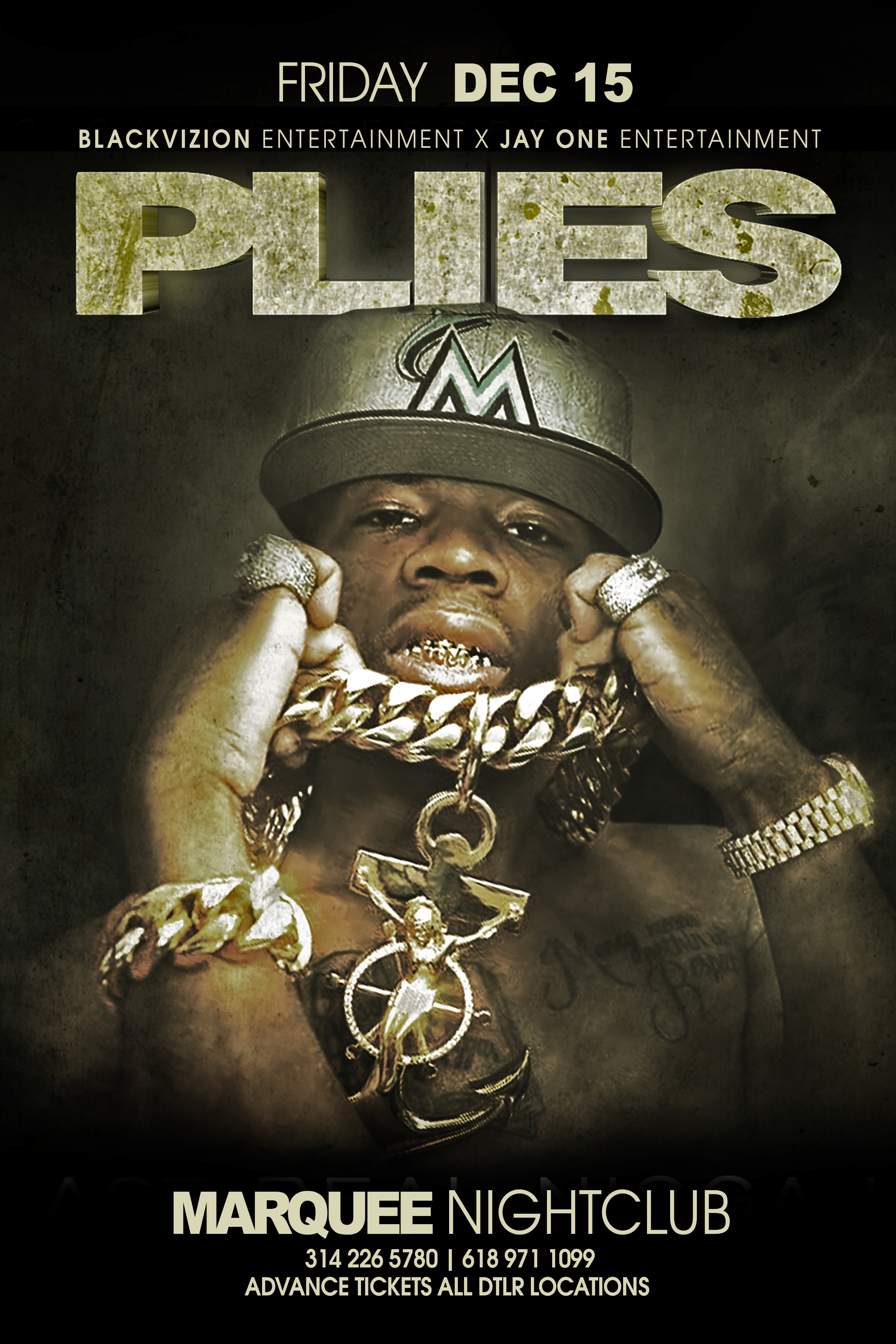 Plies Live in St. Louis
