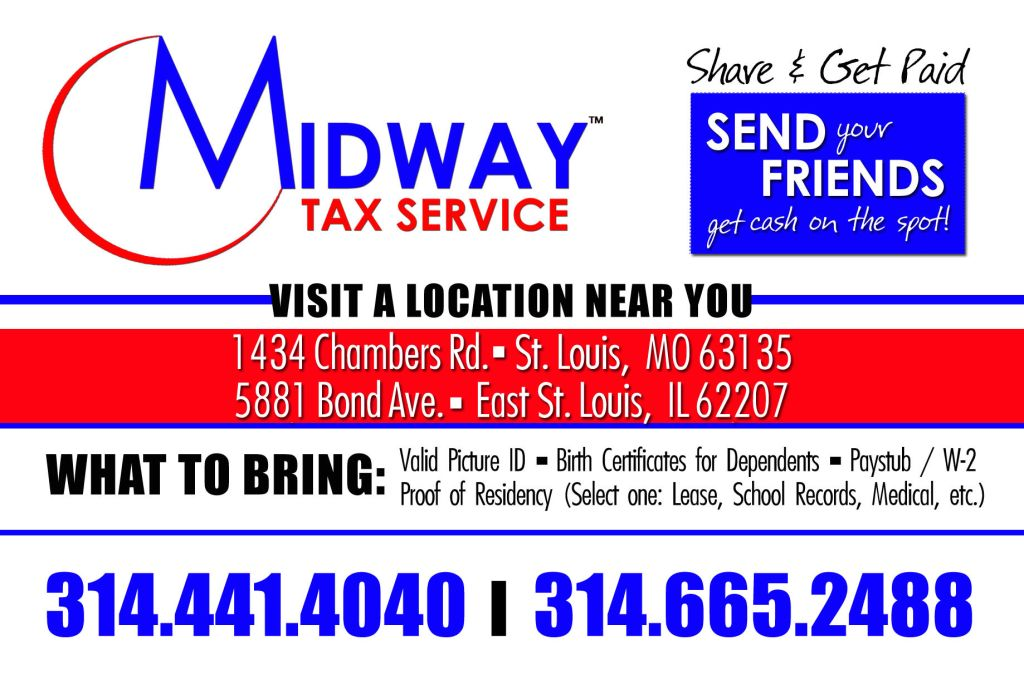 Midway Tax Services STL