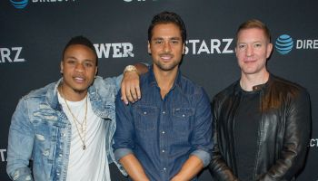 Cast Of Starz TV Series 'Power' Makes In Store Appearance In Troy, Michigan