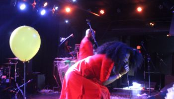 The Knuckles Perform At The Ready Room in Saint Louis