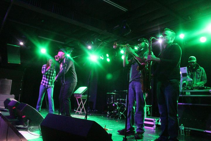 The Knuckles, Mathias and The Pirates, and Bates Perform At The Ready Room in Saint Louis
