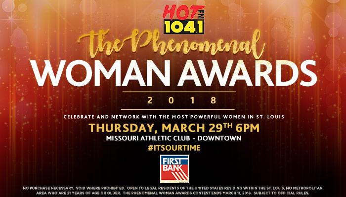 The Phenomenal Woman Awards 2018