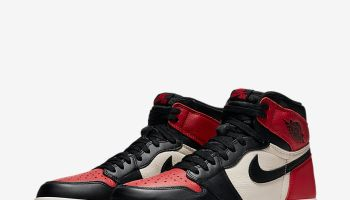 Nike Air Jordan 1 'Bred 'Toe'