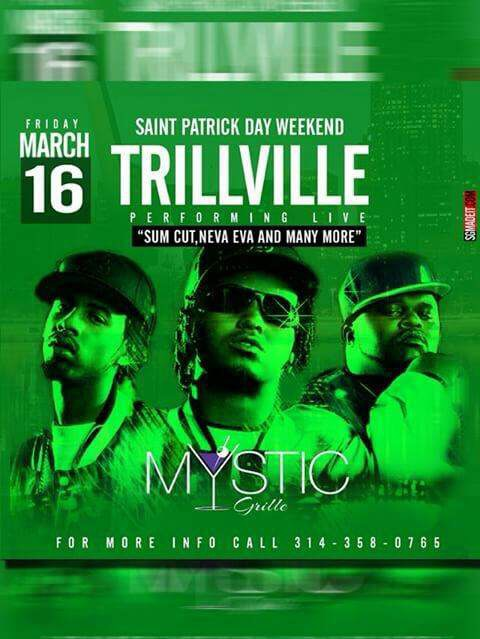 Trillville Live at Mystic Grille