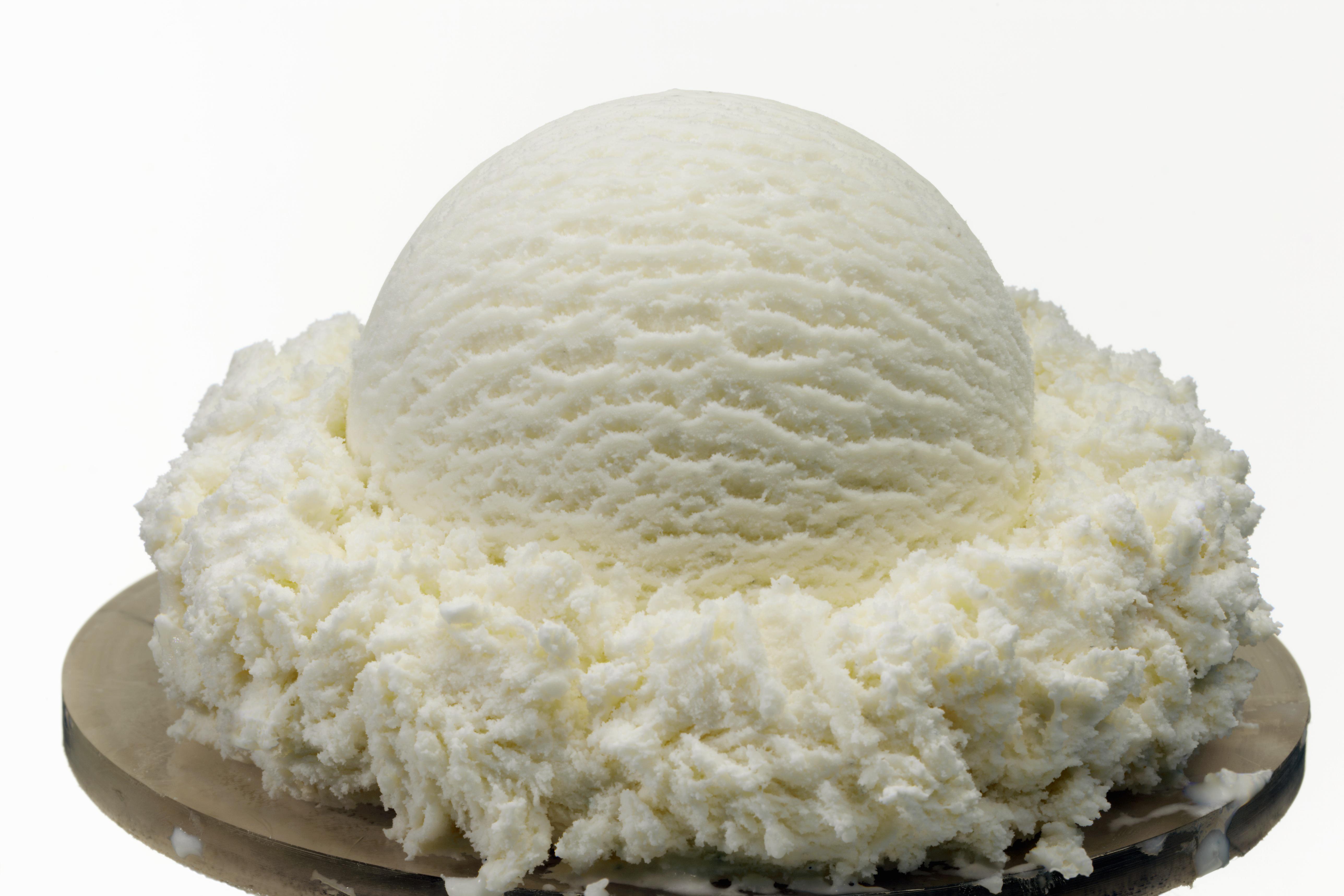 A Scoop of Vanilla Ice Cream
