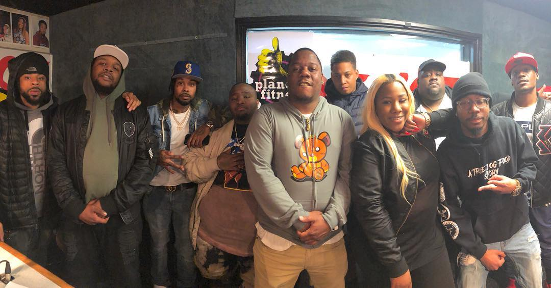 Sunday Night Cypher March 2018