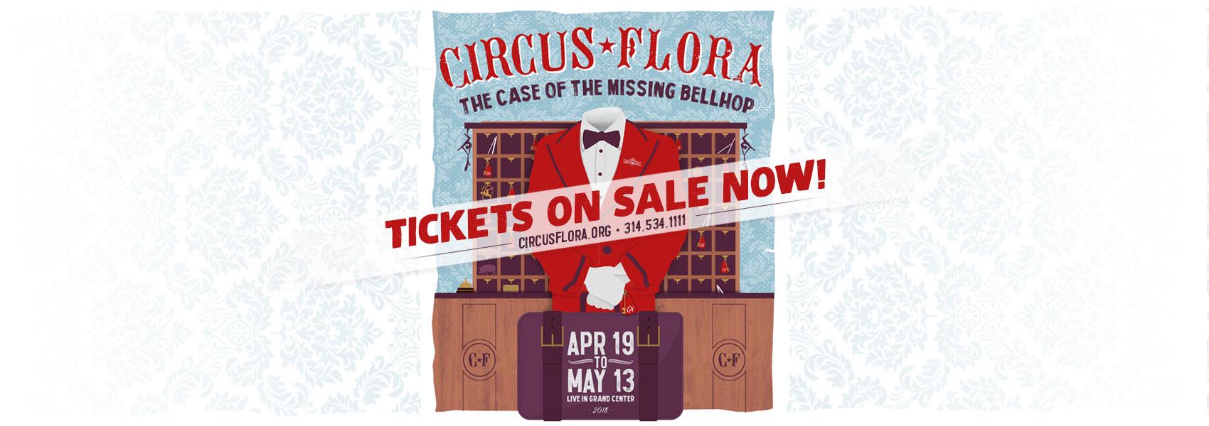Circus Flora 2018