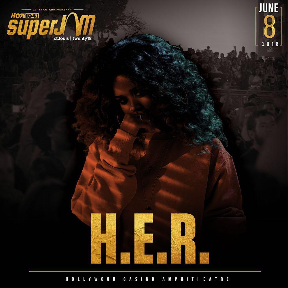 H.E.R. Super Jam X