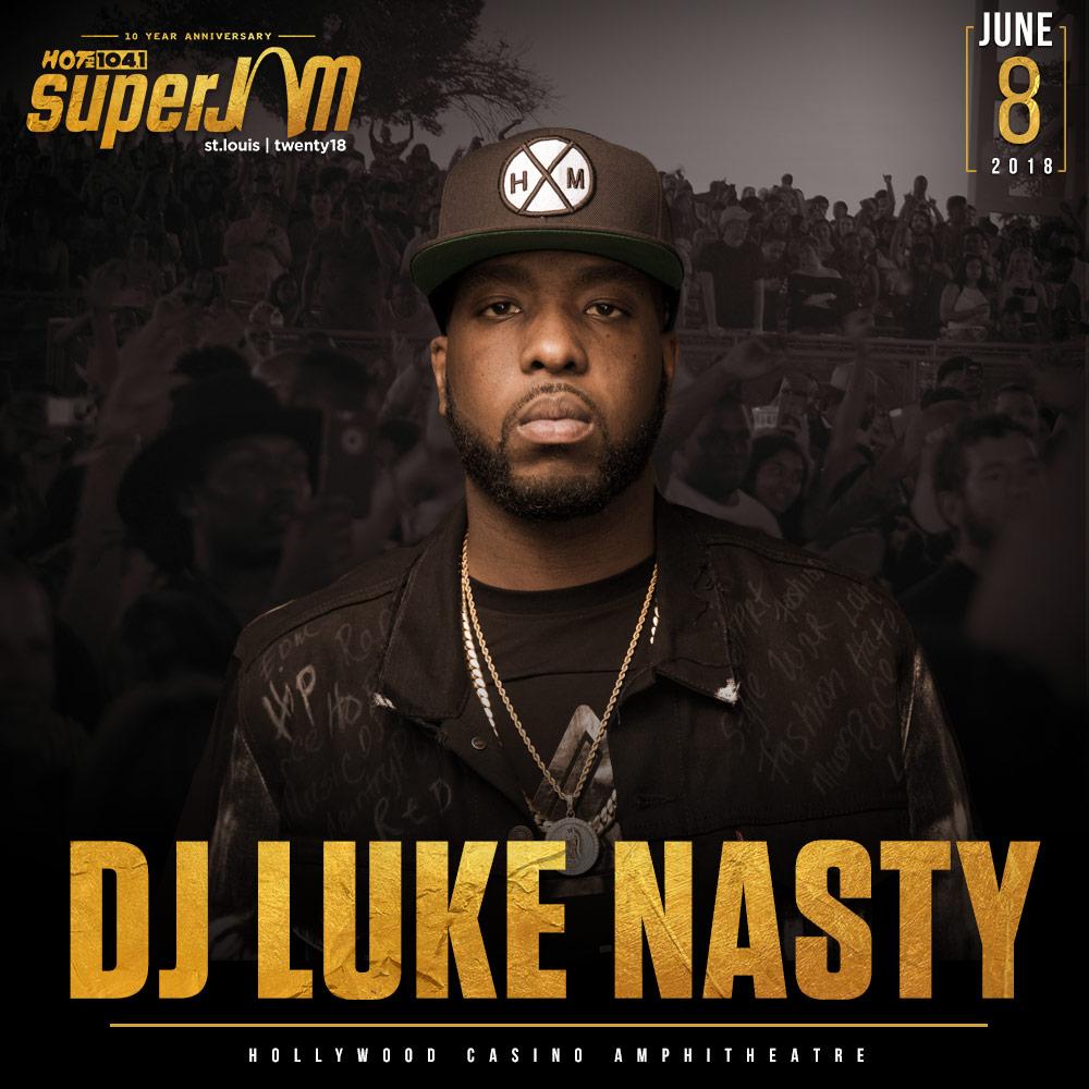 DJ Luke Nasty Super Jam X