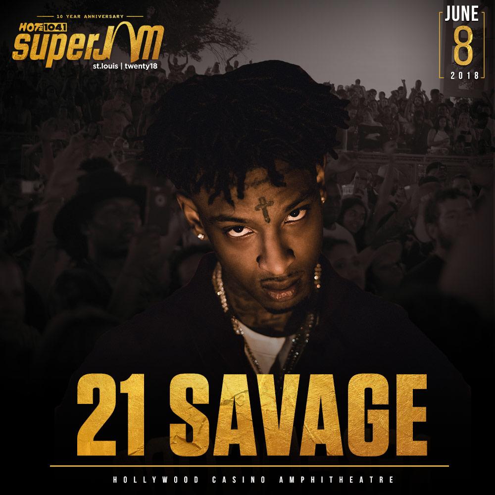 21 Savage SuperJam X