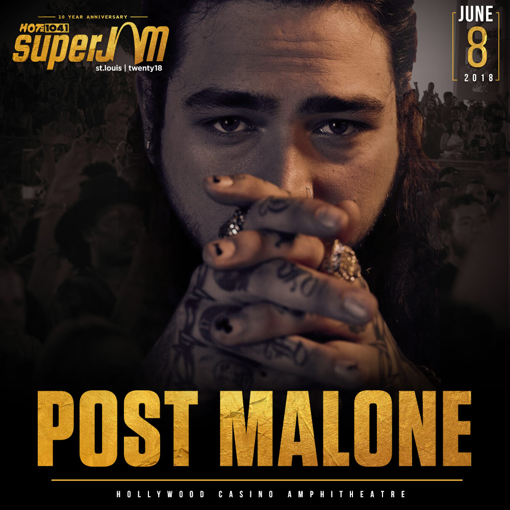 Post Malone SuperJam X