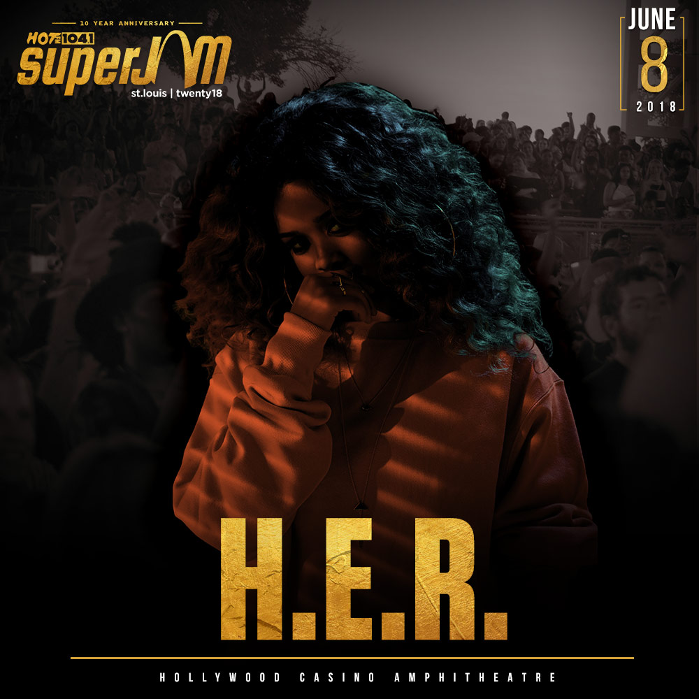H.E.R. SuperJam X
