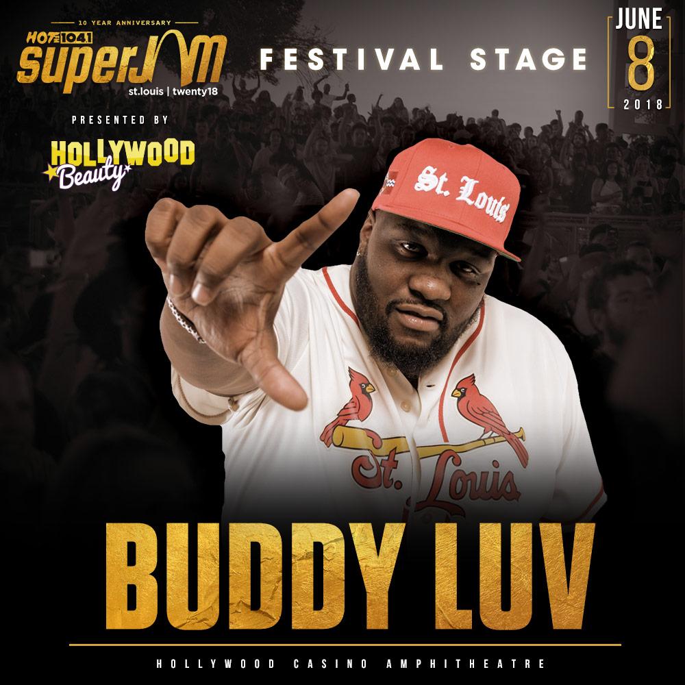 Buddy Luv Super Jam Festival Stage