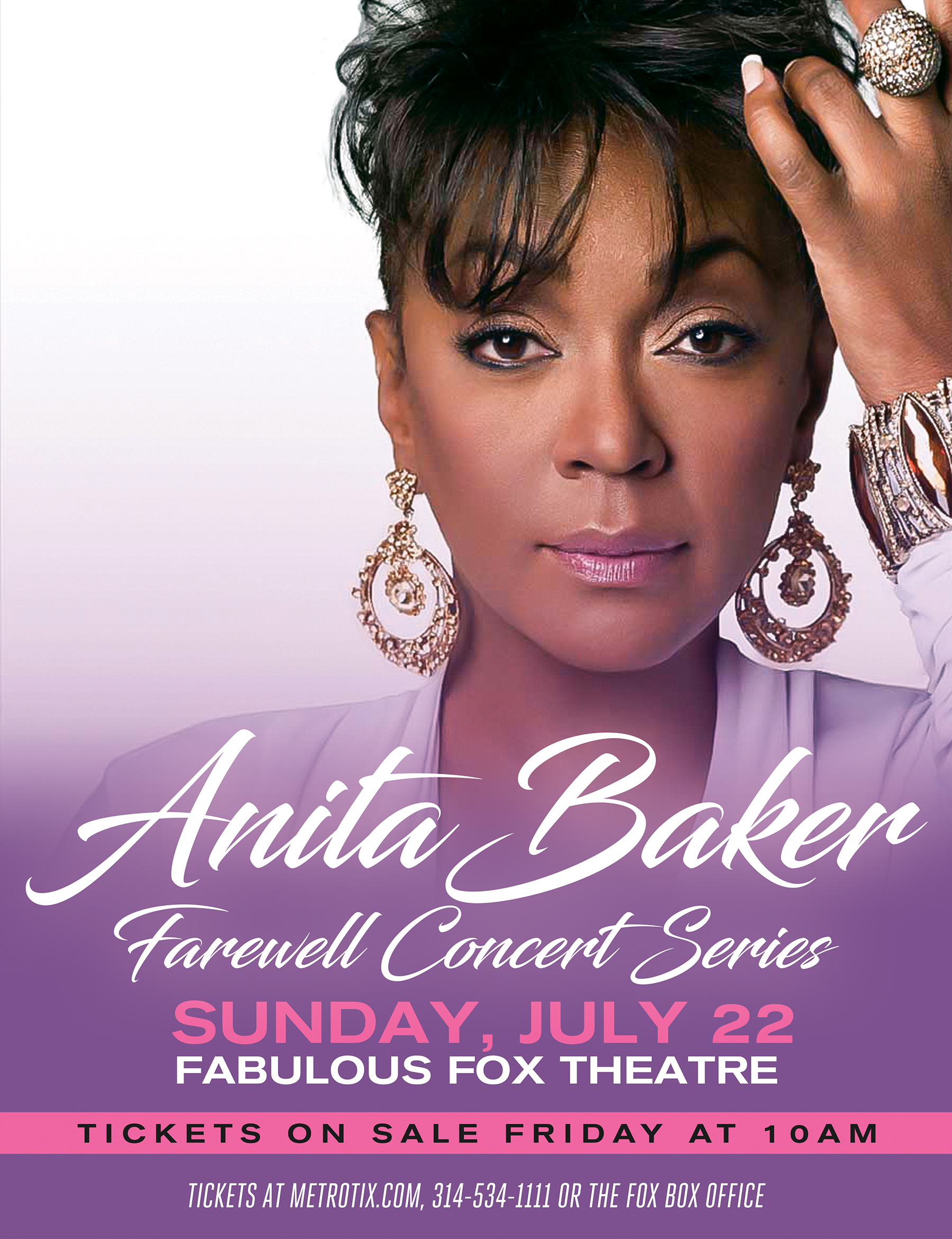 Anita Baker In St. Louis