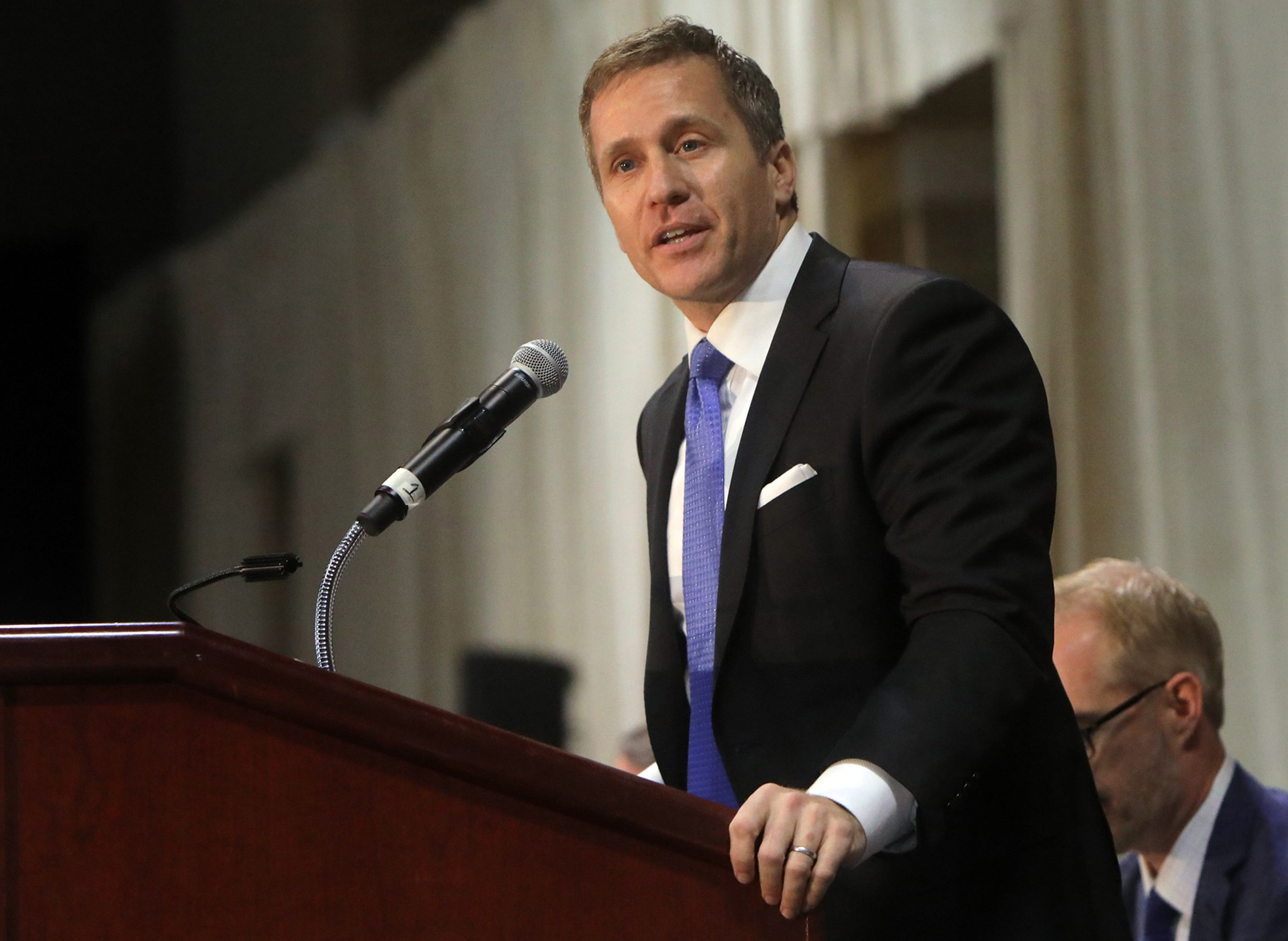 Missouri Republicans worry governor will 'burn it all down' and threaten AG's chances in Senate race