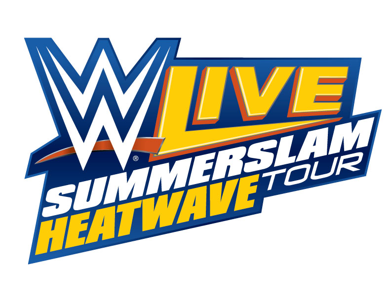 WWE Summerslam Heatwave Tour Logo