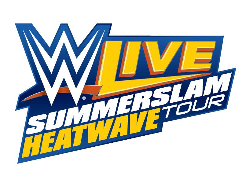WWE Summerslam Heatwave Tour Logo