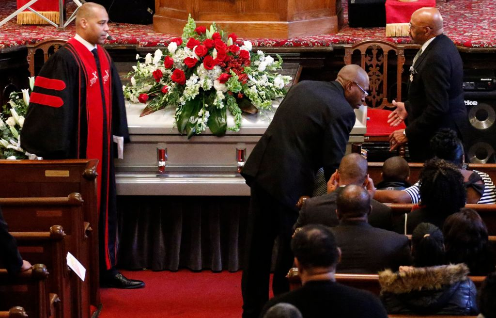 Funeral Services Held For 28-Year-Old Akai Gurley Shot By NYPD