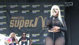 Super Jam X #SoSTLouis Festival Stage