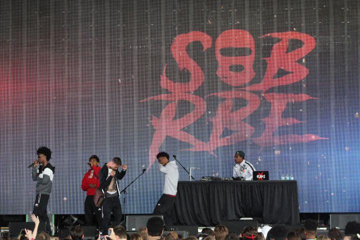 SOB X RBE At Super Jam X