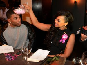 Ashanti's Surprise Birthday Dinner
