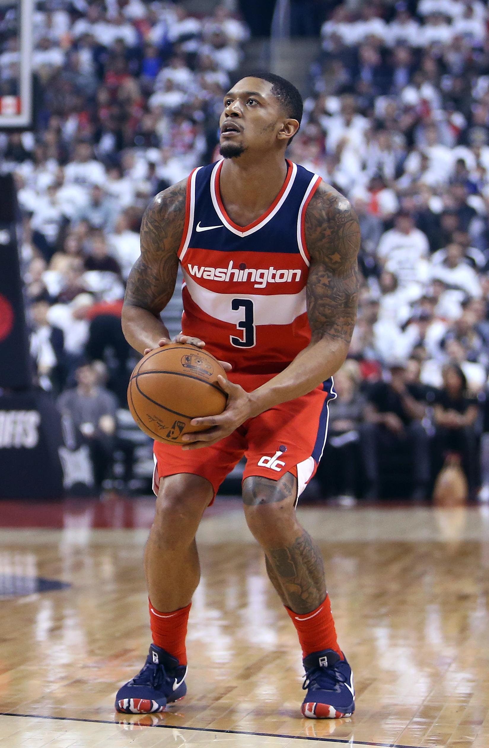 Washington Wizards v Toronto Raptors - Game Five