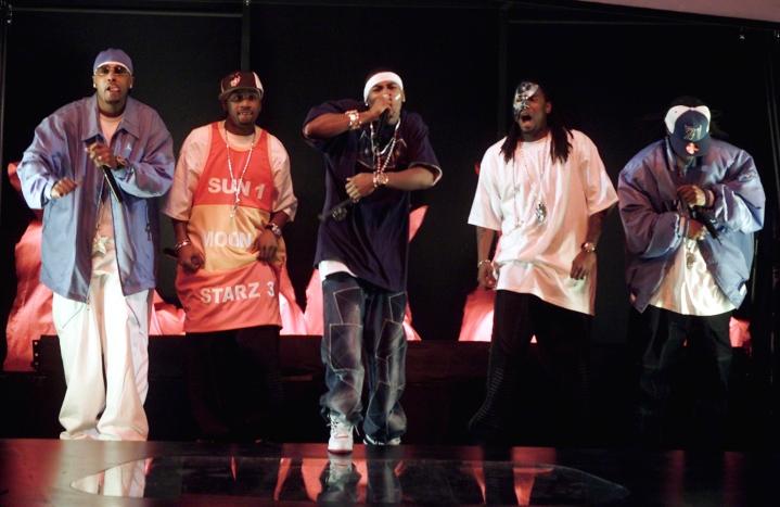 Nelly & The St. Lunatics
