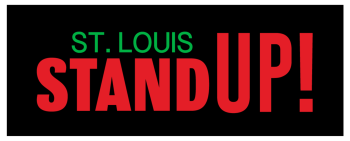 Stand Up St. Louis Hero logo