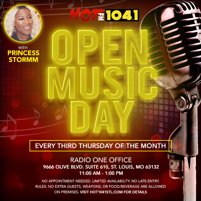 Open Music Day
