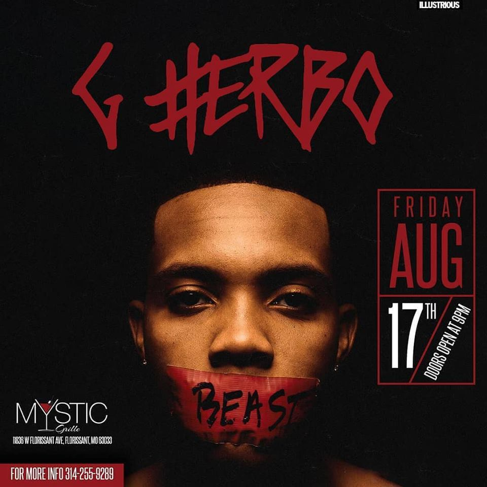 G Herbo at Mystic Grille