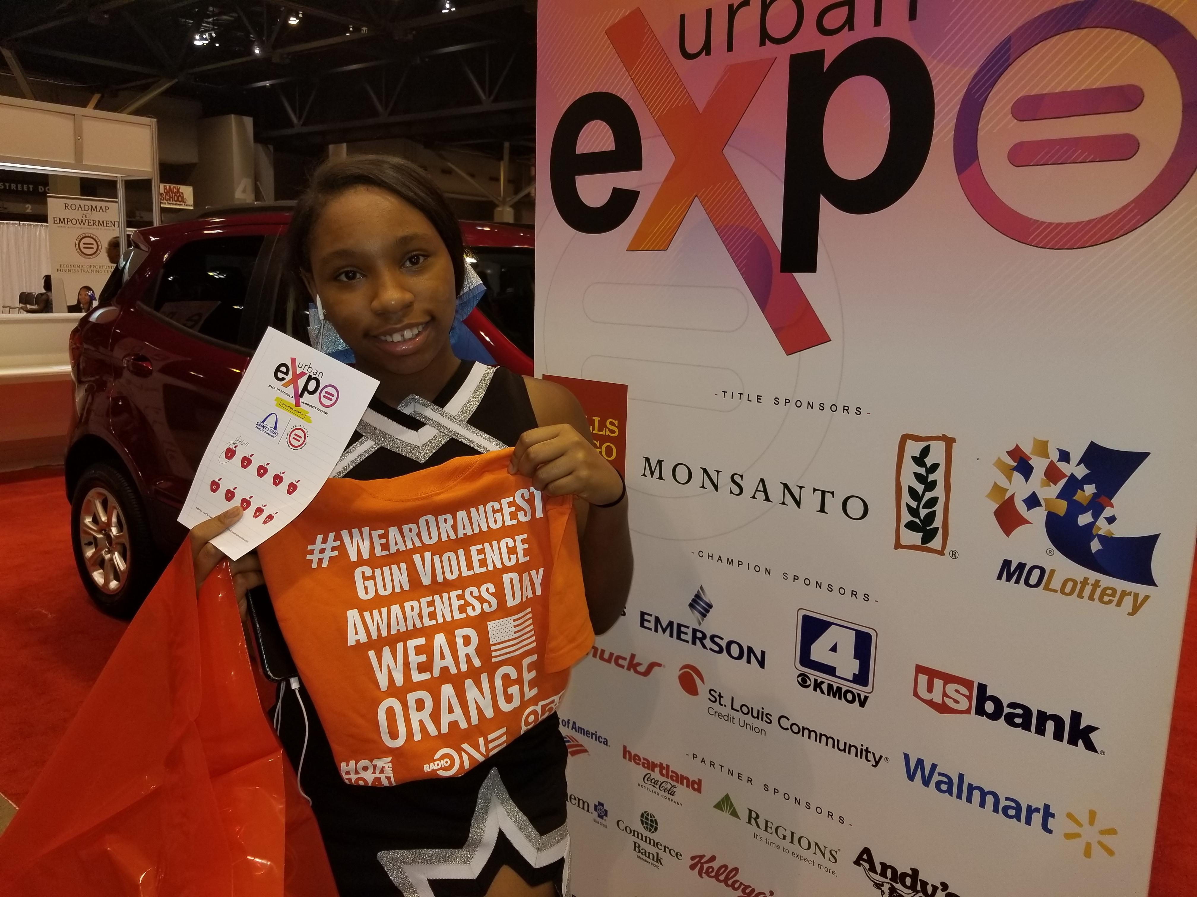 Hot 104.1 at Urban Expo 2018