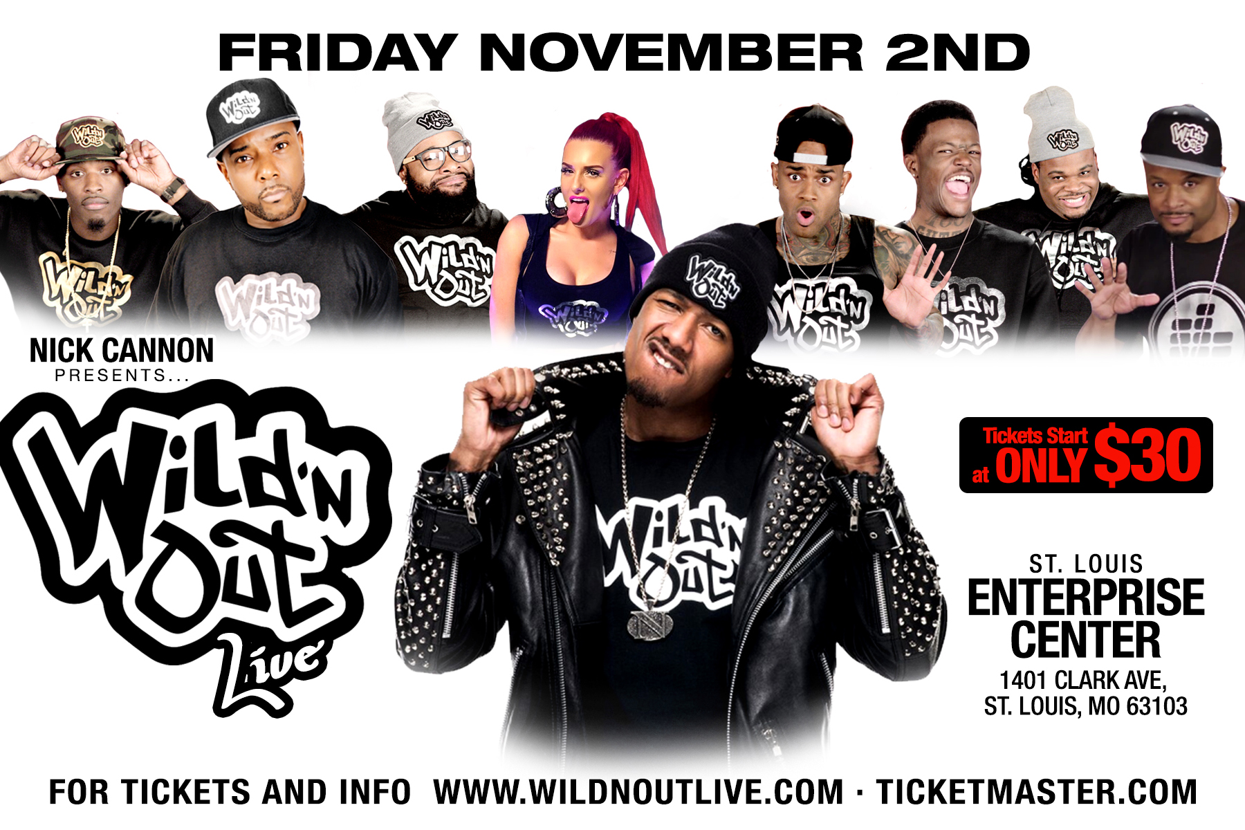 Wild N Out in St. Louis