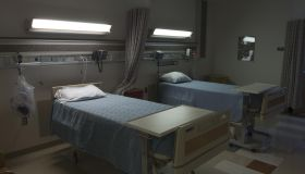 Hospital Beds and empty room