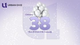 Radio One 38th Anniversary