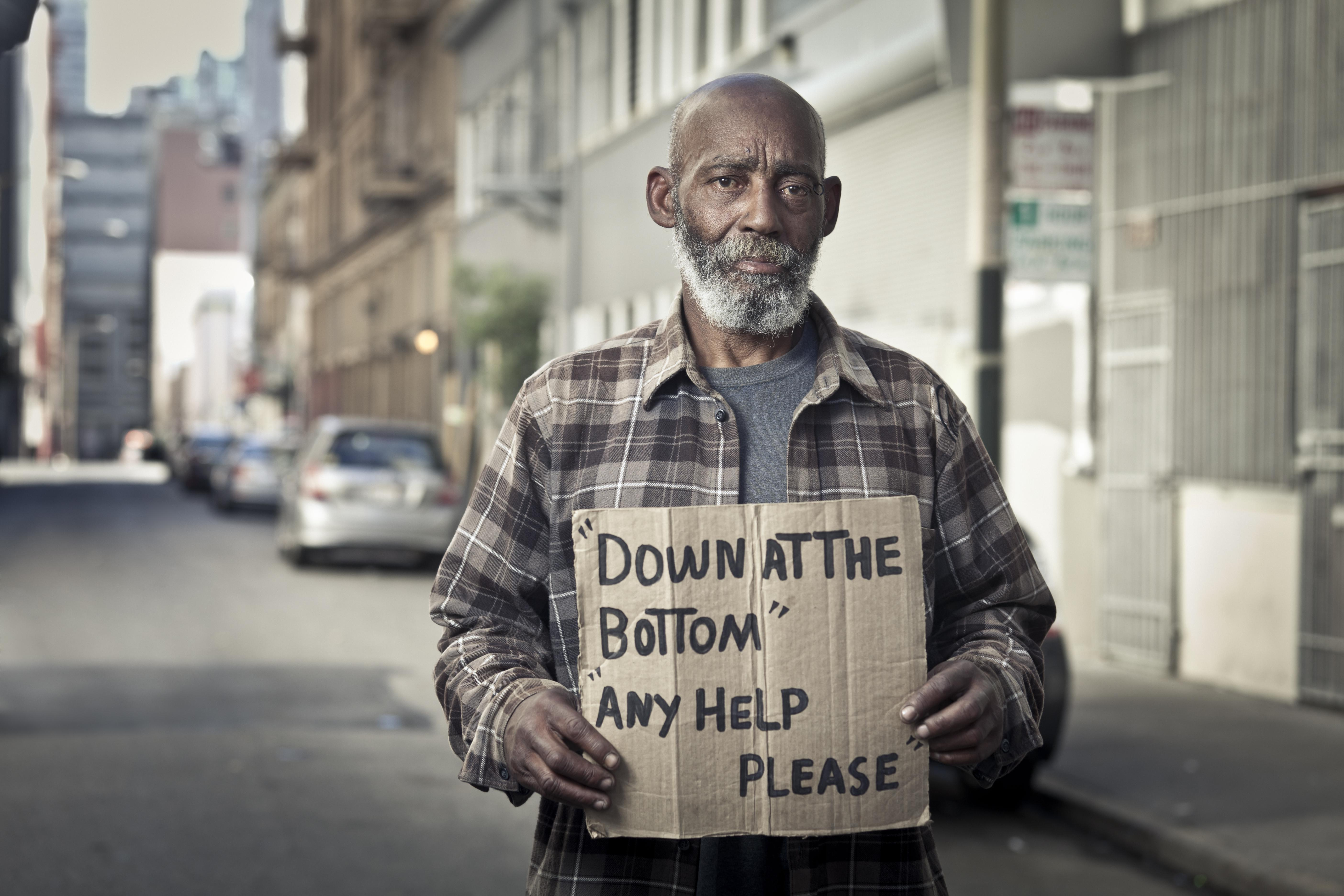 The Homeless Problem In St Louis Continues To Grow Video Hot 104 1