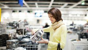 House Goods Shopping
