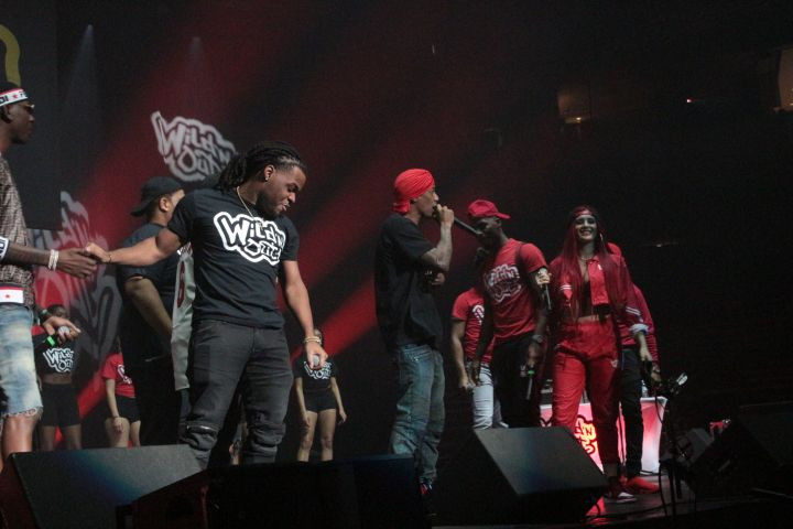 The Hot Squad At Wild N Out