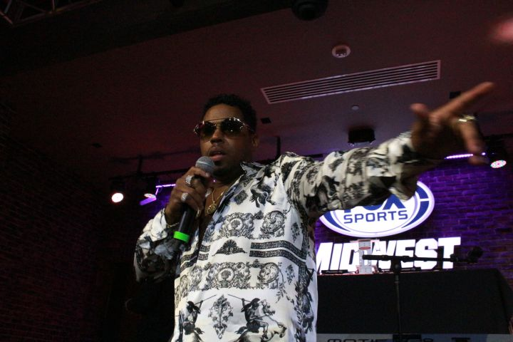 Bobby V At District Rhythms 2018 [PHOTOS]