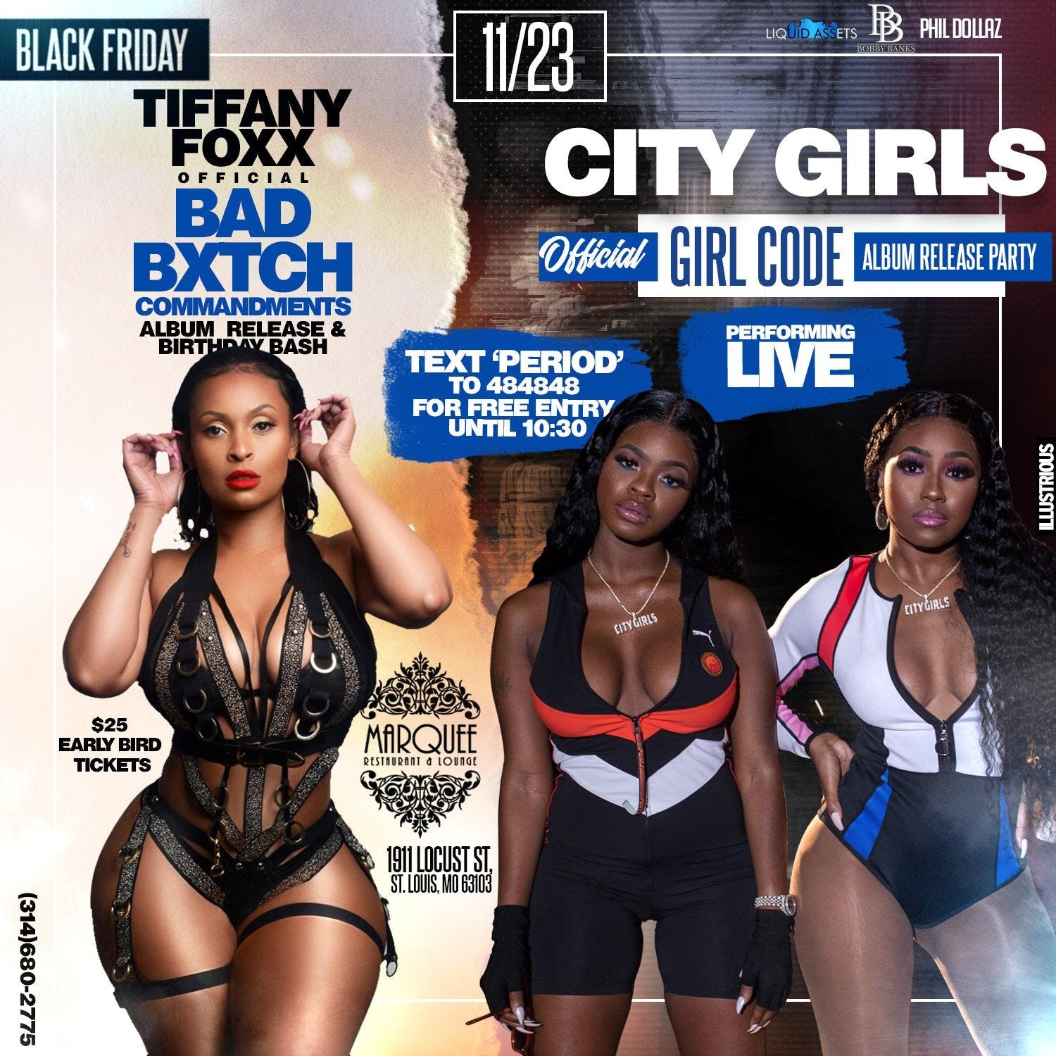 City Girls Album Release Party
