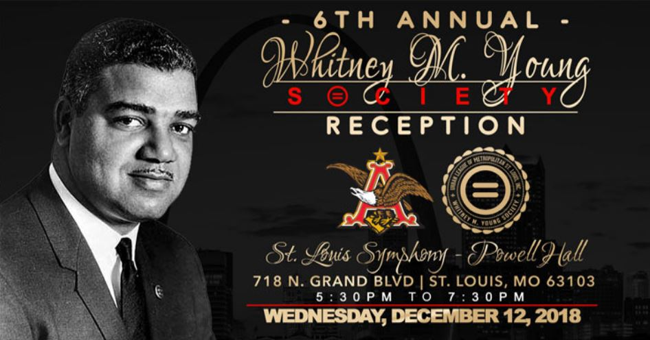 Whitney M Young Event