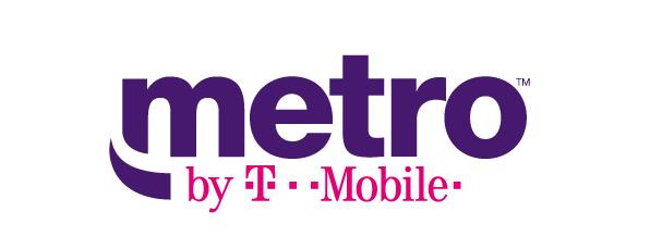 Metro by T-Mobile white background logo