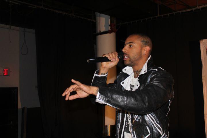 Who's Next: Vic Mensa Rocks St. Louis (PHOTOS)